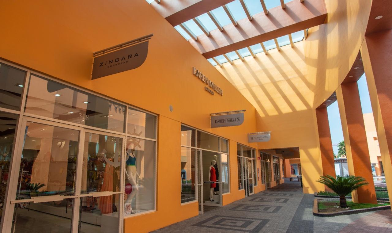 Premium Outlets Punta Norte Fibra Soma